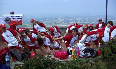 Świat Tańca w Italii - 14.07.2010 - Fot. Marta i Aleksandra Krawczyk