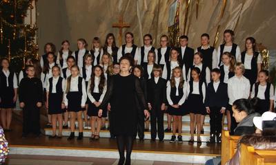 Koncert kolęd w Kościele NMP Królowej Polski - 18.01.2015