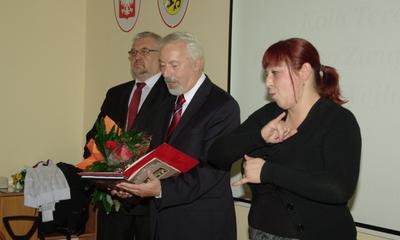 80. lecie Koła Terenowego Polskiego Związku Głuchych w Wejherowie - 06.10.2012