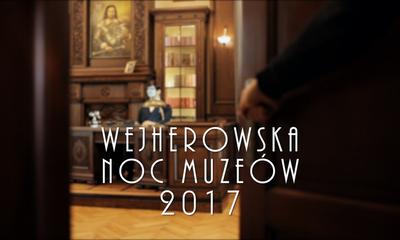 Zaproszenie na Wejherowską Noc Muzeów 2017 - sala historyczna
