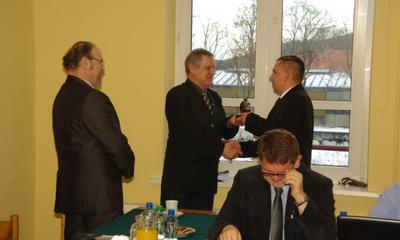 Zebranie sprawzdawczo-wyborcze koła PZW 80 Wejherowo - 09.02.2013