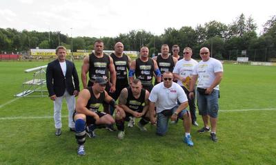 Puchar Polski Strongman Wejherowo 2015 - 02.08.2015