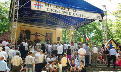 Odpust Wniebowstąpienia Pańskiego na kalwarii - 05.06.2011