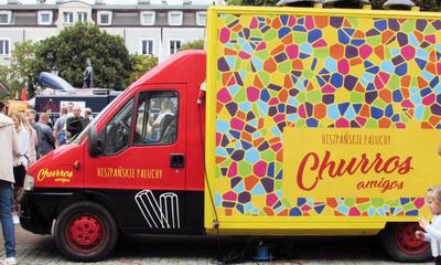 II Festiwalu Smaków Food Trucków