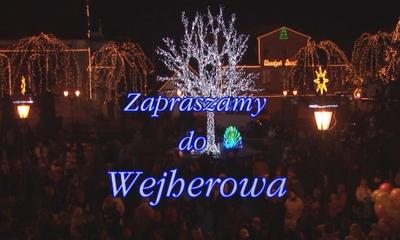 Poczuj atmosferę Świąt - zapraszamy do Wejherowa