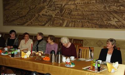 Opłatek emerytów UM - 19.12.2014