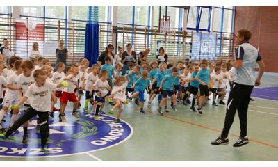 Turniej piłki nożnej dla przedszkolaków