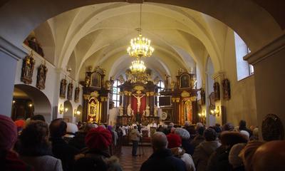 Dzień Chorych w Sanktuarium Maryjnym - 11.02.2012
