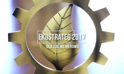 Ekostrateg 2017 dla ZUK Wejherowo