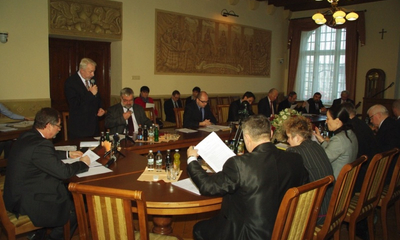 Nadzwyczajna sesja Rady Miasta - 15.03.2013