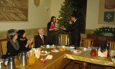 Spotkanie Klubu Miłośników Wejherowa - 20.12.2012