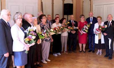 Medale Prezydenta Polski za długoletnie pożycie małżeńskie