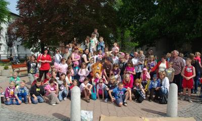 Festyn Rodzinny - Maj na Wałowej - 14.05.2011
