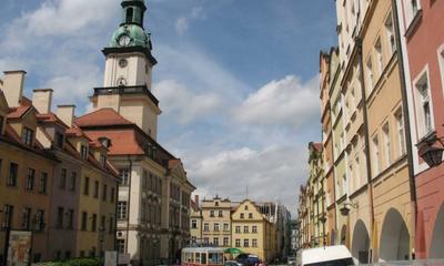 Wejherowo na Międzynarodowych Targach Turystycznych TOURTEC 2010 w Jeleniej Górze.