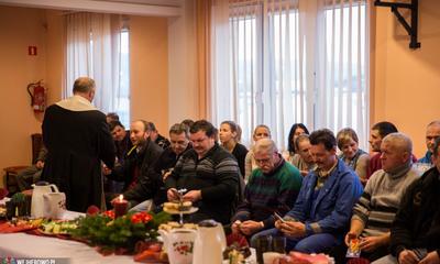 Życzenia dla pracowników ZUK - 16.12.2014