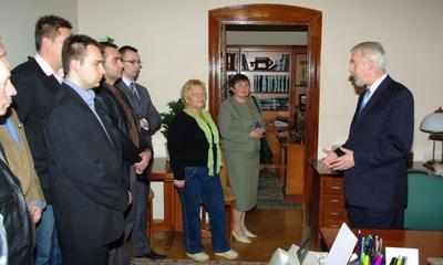 Spotkanie z mieszkańcami os. Fenikowskiego - 27.04.2010