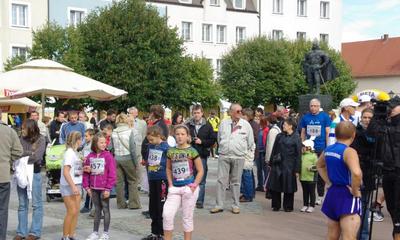XIII Bieg Jakuba Wejhera - Młodzież i dzieci - 18.09.2010