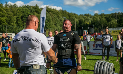 Puchar Polski Par Strongman