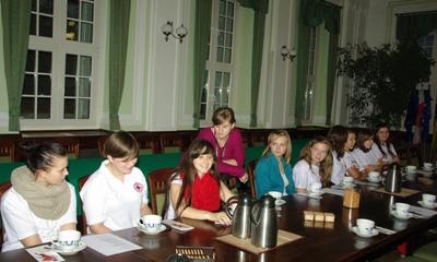 Dzień Młodzieży Polskiego czerwonego Krzyża - 25.10.2012