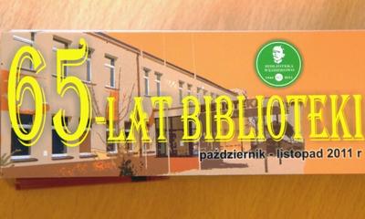 Wystawa w ratuszu z okazji 65. lecia biblioteki - 04.11.2011