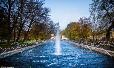 Efektowna fontanna kolejną atrakcją Parku Miejskiego