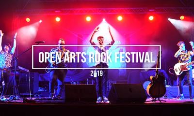 Open Arts Rock Festival 2019 w Wejherowie