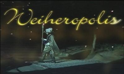 """""""Weiheropolis"""" Widowisko światło i dzwięk"""