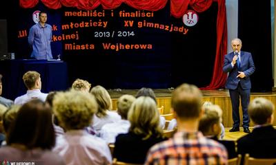 Medaliści i Finaliści XLII Igrzysk Młodzieży Szkolnej oraz XV Gimnazjady - 18.06.2014