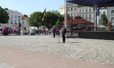 Święto Wojska na Placu Wejhera