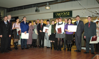 Finał Konkursu Pomorski Biznesplan 2010 - 17.12.2010