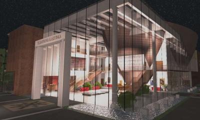 Budowa nowego centrum kultury rozpocznie się w styczniu