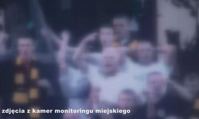 Stanowisko w sprawie chuligańskich wybryków pseudoklibiców piłkarskich.
