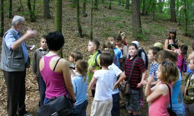 Dzieci z Piątki zwiedzają Wejherowo -  01.06.2011