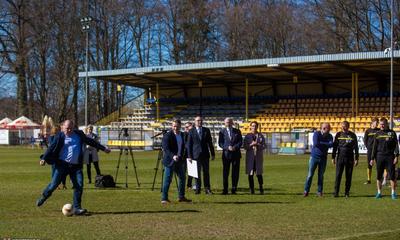 Piłkarze WKS Gryf będą promować Wejherowo