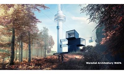 Wieża widokowa oczami architektów