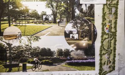 Rewitalizacja Parku Kaszubskiego