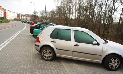 Budżet Obywatelski - Parking na os. Fenikowskiego - 30.12.2015