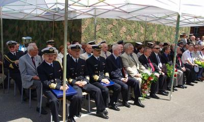 Święto pułkowe w Centrum TWiD MW - 02.07.2010