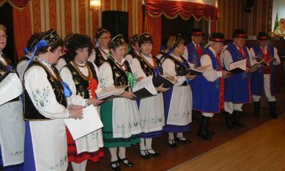 Spotkanie Stowarzyszenia Polskich Kombatantów Obrońców Ojczyzny w Hotelu Murat - 04.01.2013