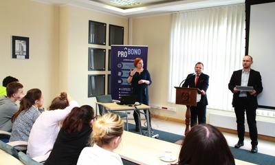 Konferencja Fundacji Pro Bono