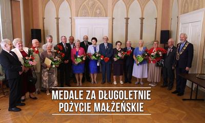 Medale Prezydenta RP za długoletnie pożycie małżeńskie