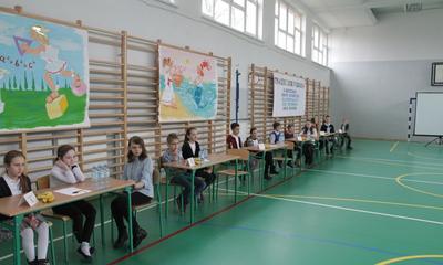 III Międzyszkolny Konkurs Matematyczny