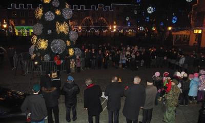 Światełko Pokoju w Wejherowie - 22.12.2011