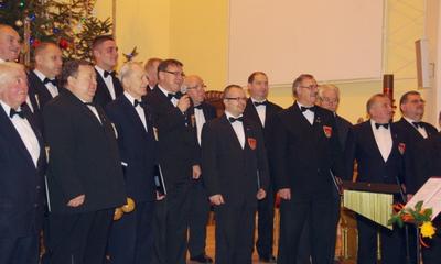 Koncert kolęd chóru Harmonia w kościele pw. św. S. Kostki - 30.12.2012
