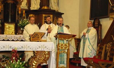 Nabożeństwo w Klasztorze z okazji Międzynarodowego Dnia Chorych - 11.02.2013