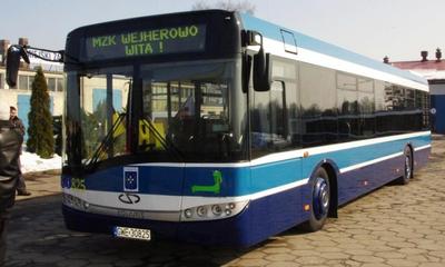 Nowy autobus MZK - 11.03.2010r.