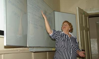 Wejherowski Uniwersytet Trzeciego Wieku YMCA - wykład z filozofii - 12.04.2011