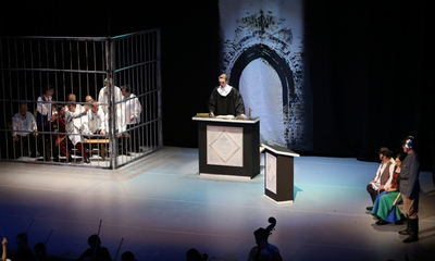 Rebeka - pierwsza opera kaszubska w Wejherowie - 13.12.2014