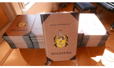 """Promocja """"Wilkierza"""" Ignacego Przebendowskiego"""