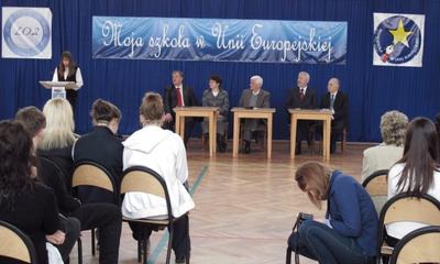 Moja Szkoła w Unii Europejskiej - 17.02.2012